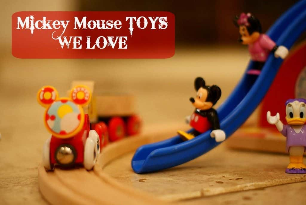 Mickey Mouse toys for 2 year olds