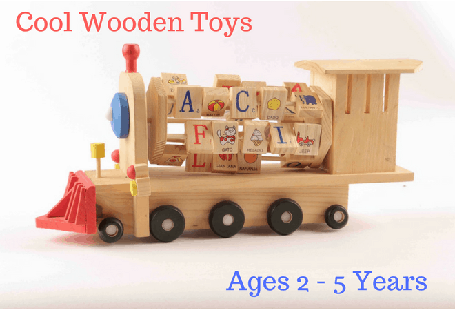 Best Wooden Toys forToddlers