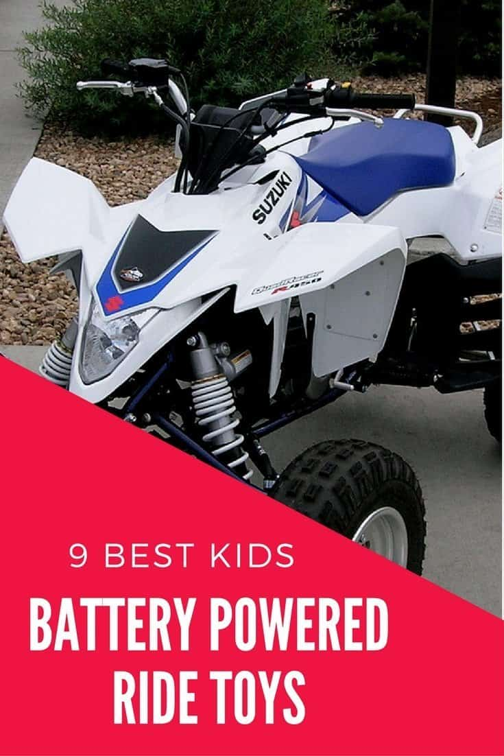 kids battery powered ride toys