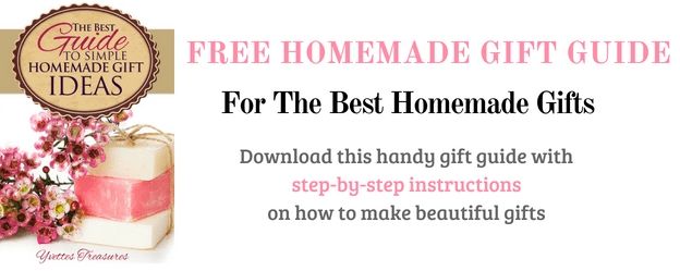 simple homemade gift ideas